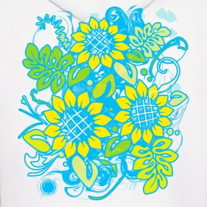 Sunflower_Growth - Men's Hoodie