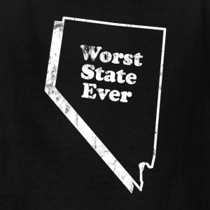 NEVADA - WORST STATE EVER Kids' Shirts - Kids' T-Shirt