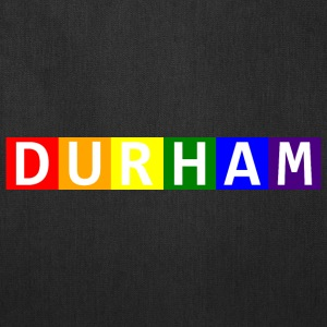 Durham Pride Colors Tote - Tote Bag