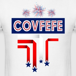 Covfefe 4th July T-Shirts - Men's T-Shirt