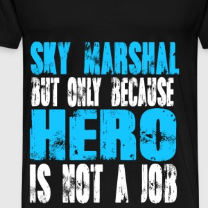 sky marshal Hero - Men's Premium T-Shirt