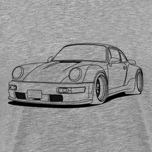 cool car T-Shirts - Men's Premium T-Shirt