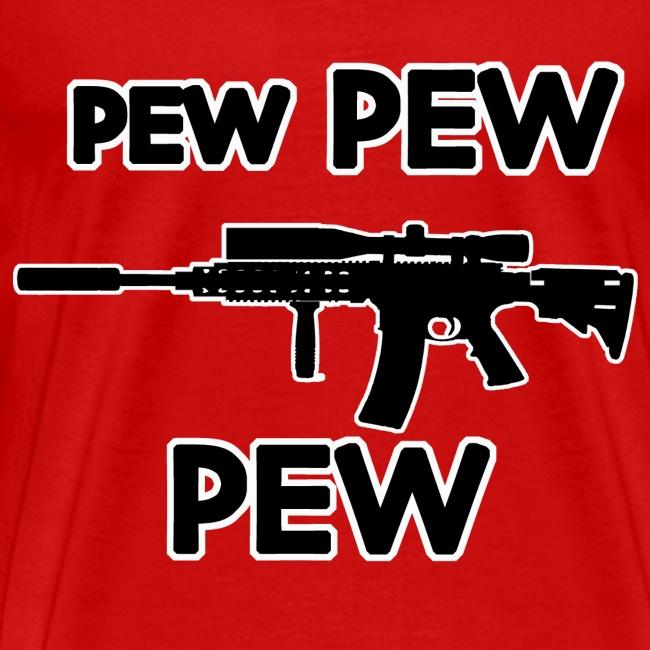 Pew pew gun