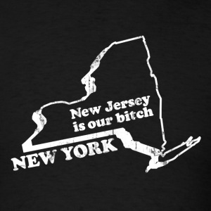 NEW YORK STATE SLOGAN T-Shirts - Men's T-Shirt