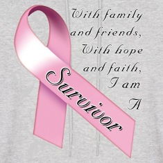 breast_cancer_survivor Hoodies