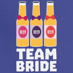 Team Bride Beerbottles S26ll Aprons - Adjustable Apron