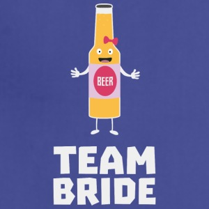 Team Bride Beerbottle S5s42 Aprons - Adjustable Apron
