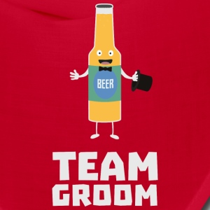Team Groom Beerbottle Su77s Caps - Bandana