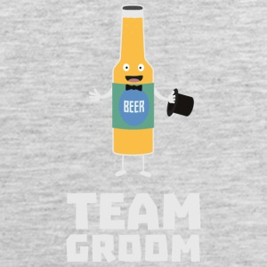 Team Groom Beerbottle Su77s Sportswear - Men's Premium Tank