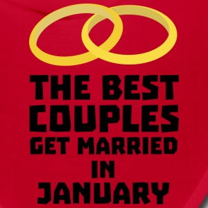 The Best Couples in JANUARY S00xc Caps - Bandana