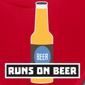 Runs on Beer S7ta2 Caps - Bandana