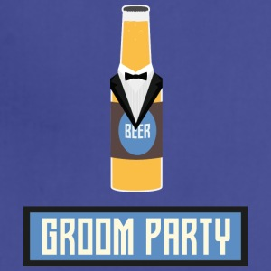 Groom Party Beer Bottle S77yx Aprons - Adjustable Apron