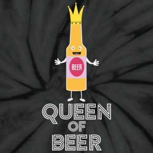 Queen of Beer Sh80k T-Shirts - Unisex Tie Dye T-Shirt
