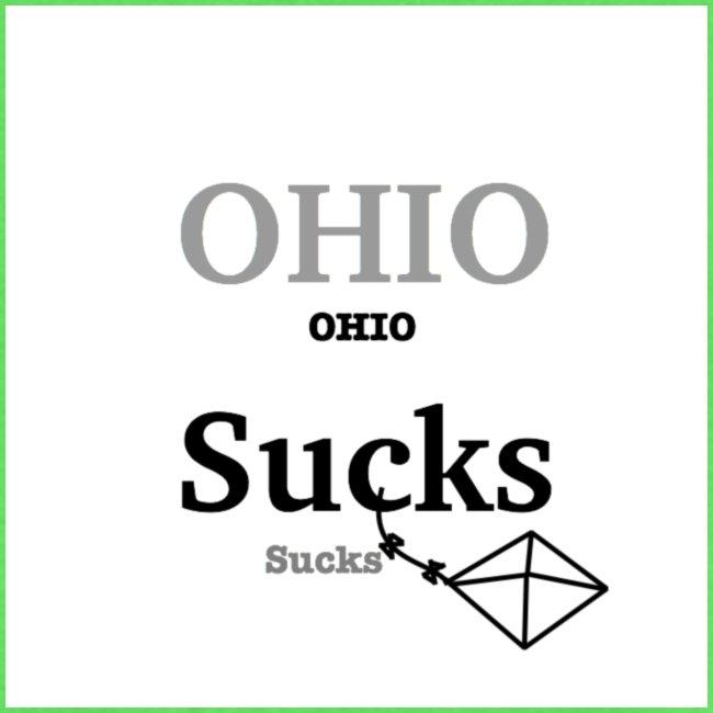 Ohio Sucks Tee