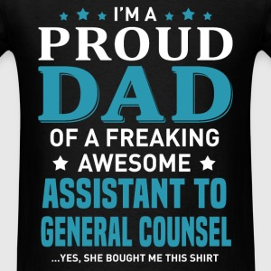 Assistant to General Counsel's Dad - Men's T-Shirt