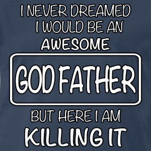 Awesome Godfather T-Shirts - Men's Premium T-Shirt