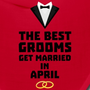 The Best Grooms in APRIL Sk28o Caps - Bandana