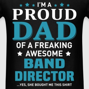 Band Director's Dad - Men's T-Shirt