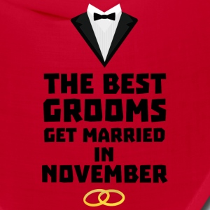 The Best Grooms in NOVEMBER Sw5a2 Caps - Bandana