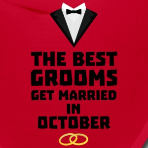 The Best Grooms in OCTOBER Stf13 Caps - Bandana