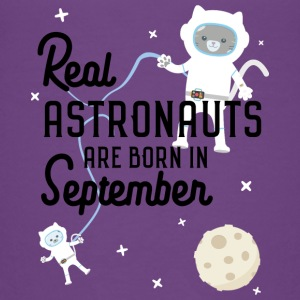 Astronauts are born in September Si5ha Baby & Toddler Shirts - Toddler Premium T-Shirt