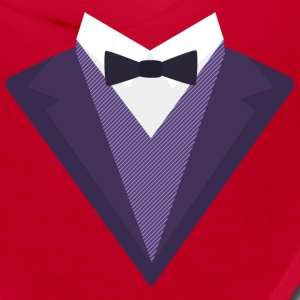 Violet Tuxedo Suit with bow tie S67ze Caps - Bandana