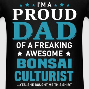 Bonsai Culturist's Dad - Men's T-Shirt