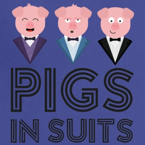 Pigs in Suits Sw435 Aprons - Adjustable Apron