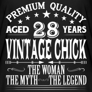 VINTAGE CHICK AGED 28 YEARS T-Shirts - Women's Flowy T-Shirt