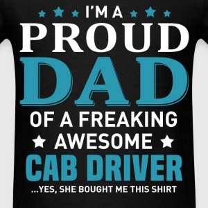 Cab Driver's Dad - Men's T-Shirt