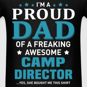 Camp Director's Dad - Men's T-Shirt