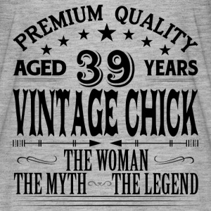 VINTAGE CHICK AGED 39 YEARS T-Shirts - Women's Flowy T-Shirt