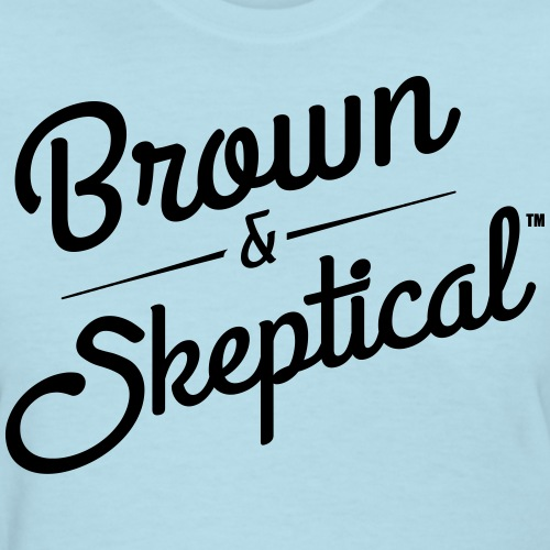 brown and skeptical logo