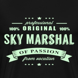 Sky Marshal Passion T-Shirt - Men's Premium T-Shirt