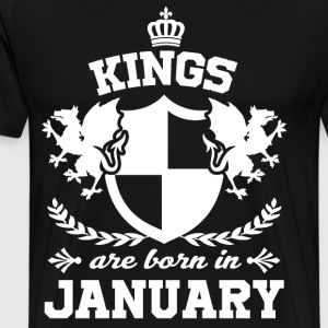 king 1b.png T-Shirts - Men's Premium T-Shirt