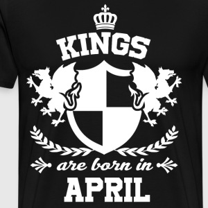 king4 b.png T-Shirts - Men's Premium T-Shirt