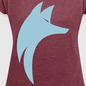 FOX  - Women's Roll Cuff T-Shirt