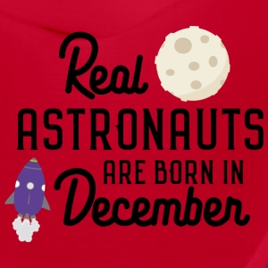 Astronauts are born in December Sb1v9 Caps - Bandana