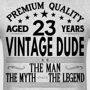 VINTAGE DUDE AGED 22 YEARS T-Shirts - Men's T-Shirt
