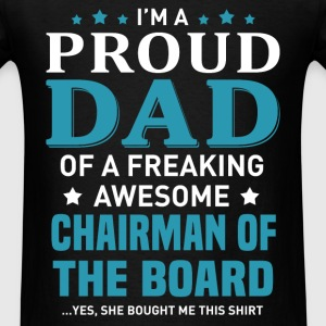 Chairman of the Board's Dad - Men's T-Shirt
