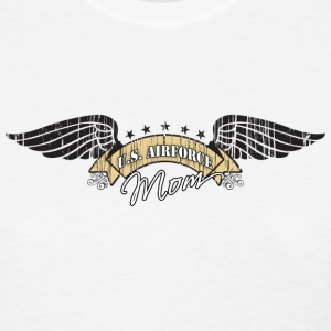 Proud Air Force Mom - Women's T-Shirt