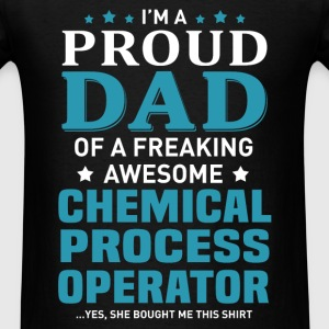 Chemical Process Operator's Dad - Men's T-Shirt