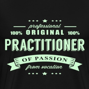 Practitioner Passion T-Shirt - Men's Premium T-Shirt