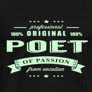Poet Passion T-Shirt - Men's Premium T-Shirt
