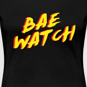 Bae Watch T-Shirts - Women's Premium T-Shirt