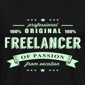 Freelancer Passion T-Shirt - Men's Premium T-Shirt