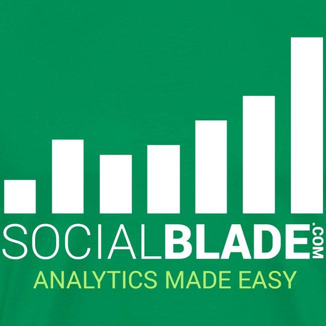 Social Blade - 2017 (Green)