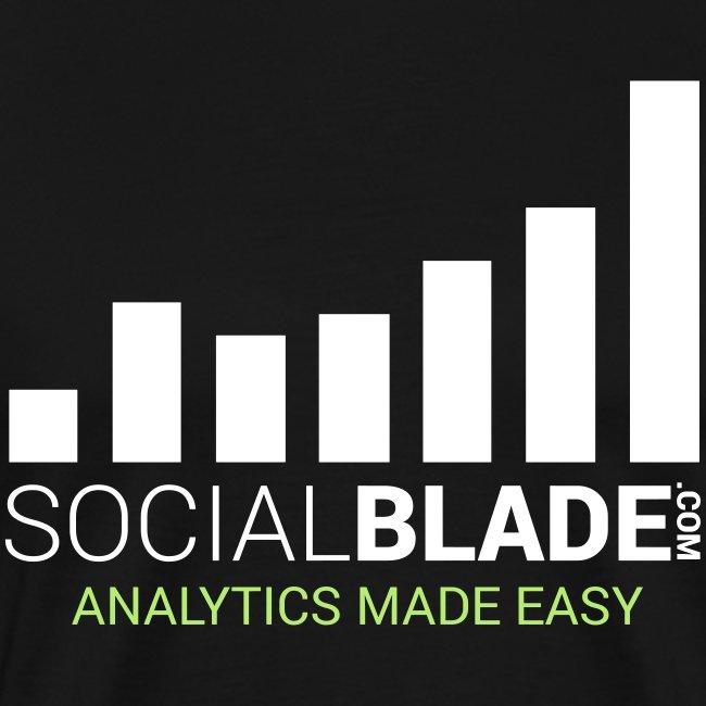 Social Blade - 2017 (Black)