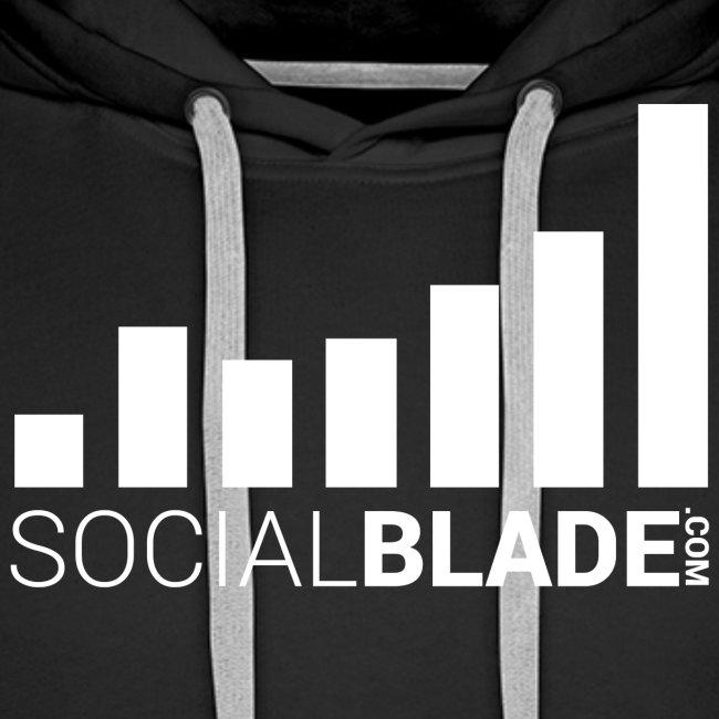 Social Blade 2017 - Hoodie (Black)
