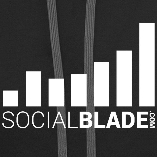 Social Blade 2017 - Hoodie 2 (Black)